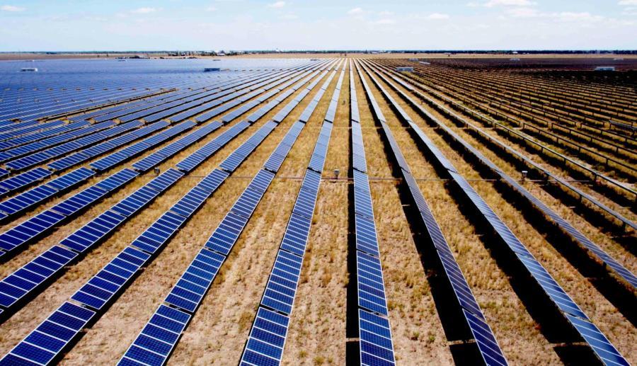 victorian solar farm